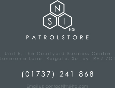 NSI (HQ) Ltd.  (01737) 241 868 - contact@nsi-ltd.com - Unit E, The Courtyard Business Centre, Lonesome Lane, Reigate, Surrey, RH2 7QT